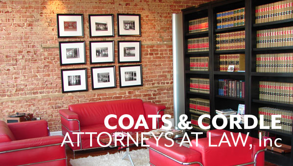 Coats and Cordle Attorneys at Law, Inc